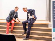 Florian Klein und Felix Huber©susannegoldschmid -